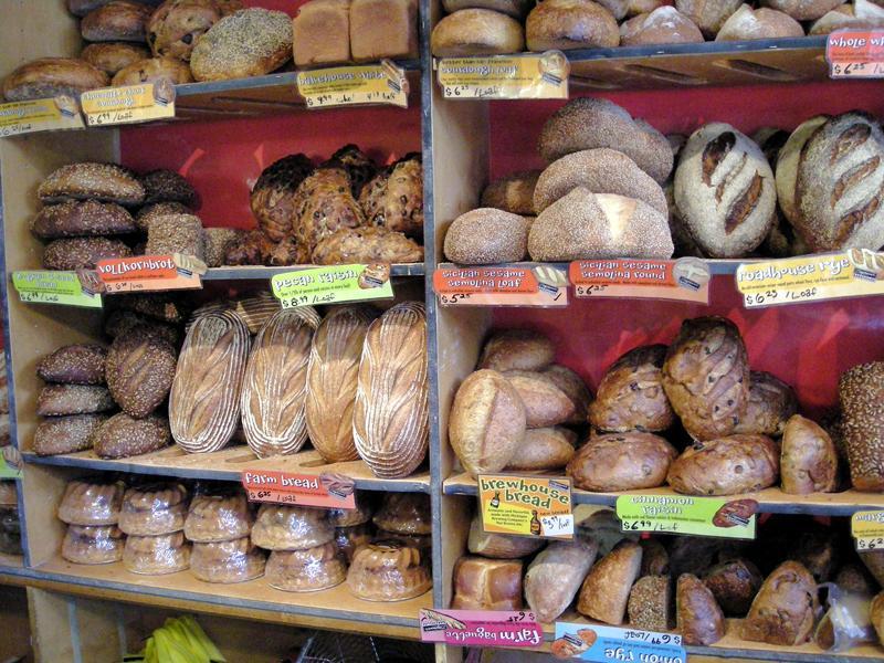 Zingerman's Deli, Bread