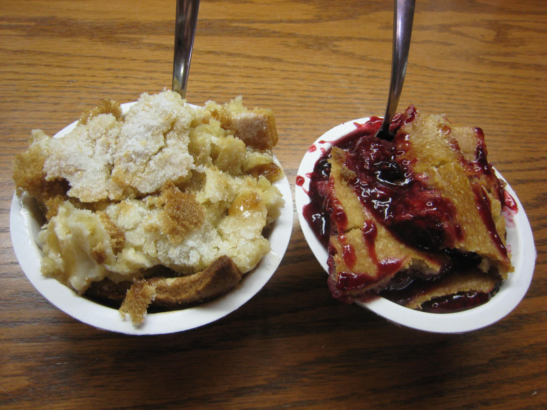 Lexington Barbecue #1, Cobbler