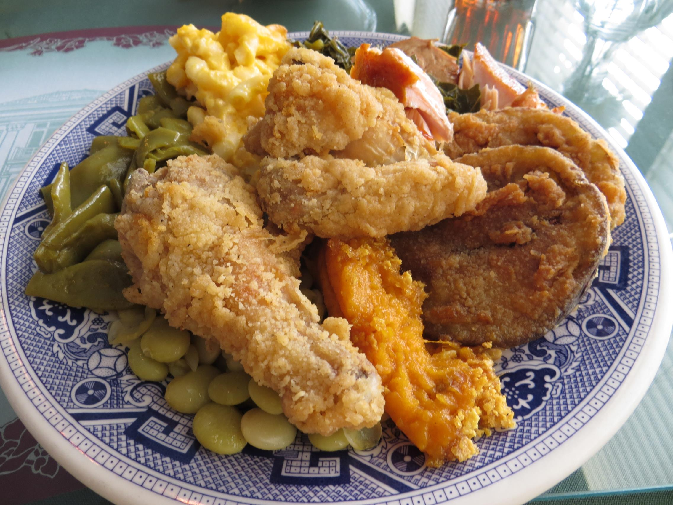 Atlanta Eastward Ho To Sunday Supper Every Day Roadfood