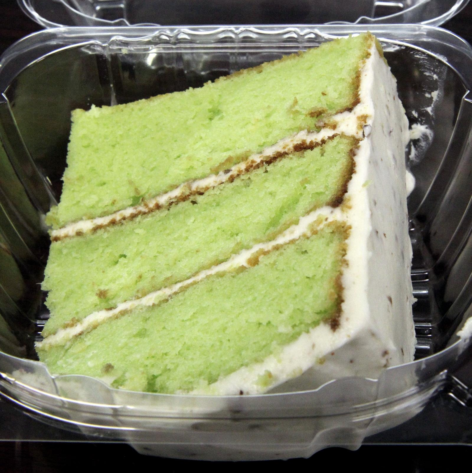 DeShawn's Seafood and Chicken, Key Lime Cake