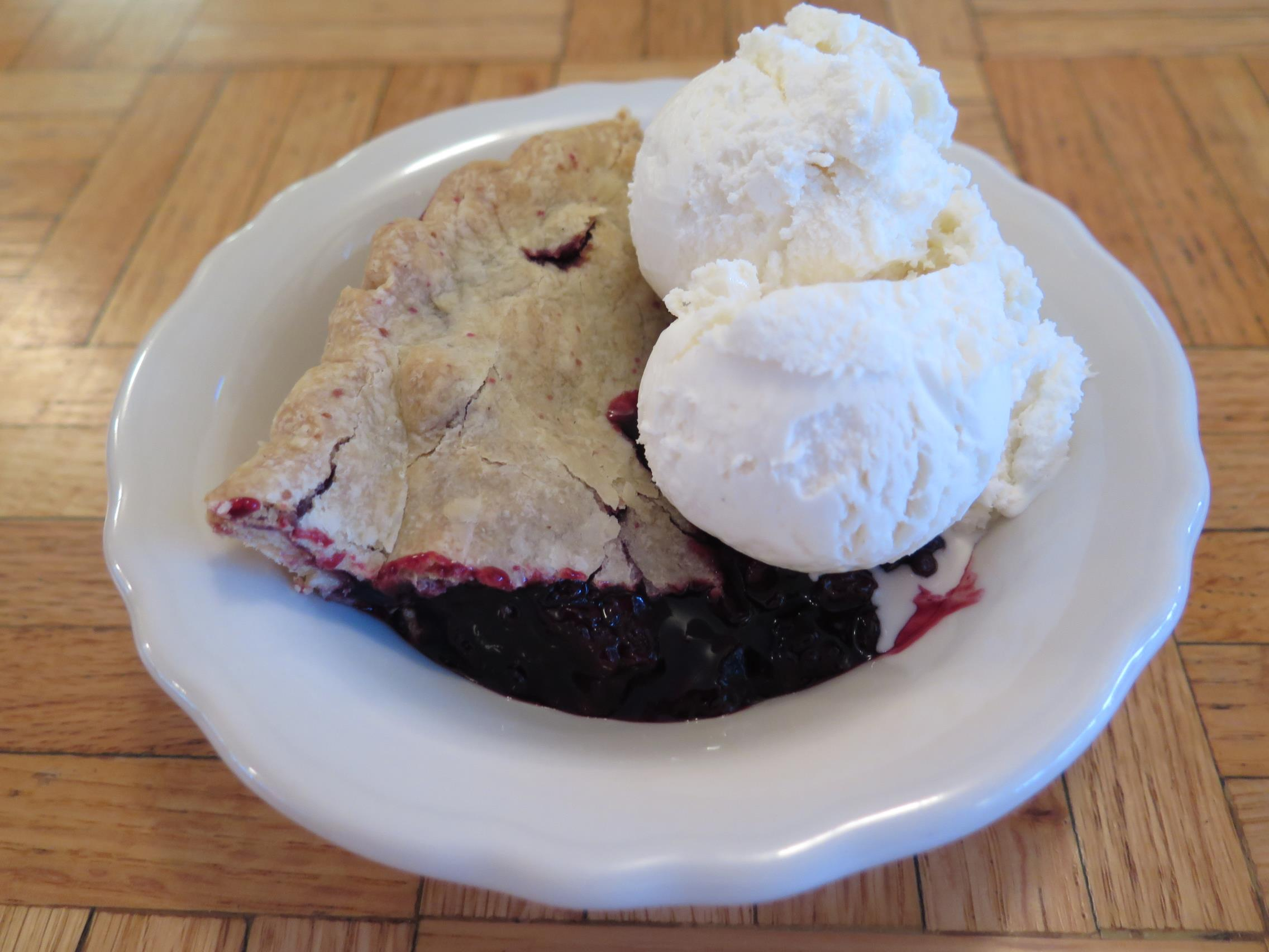 Otis Cafe, Marionberry Pie