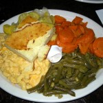 Lupie's, 4 Vegetable Plate
