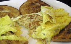 Chick & Ruth's Delly - Crab Omelet