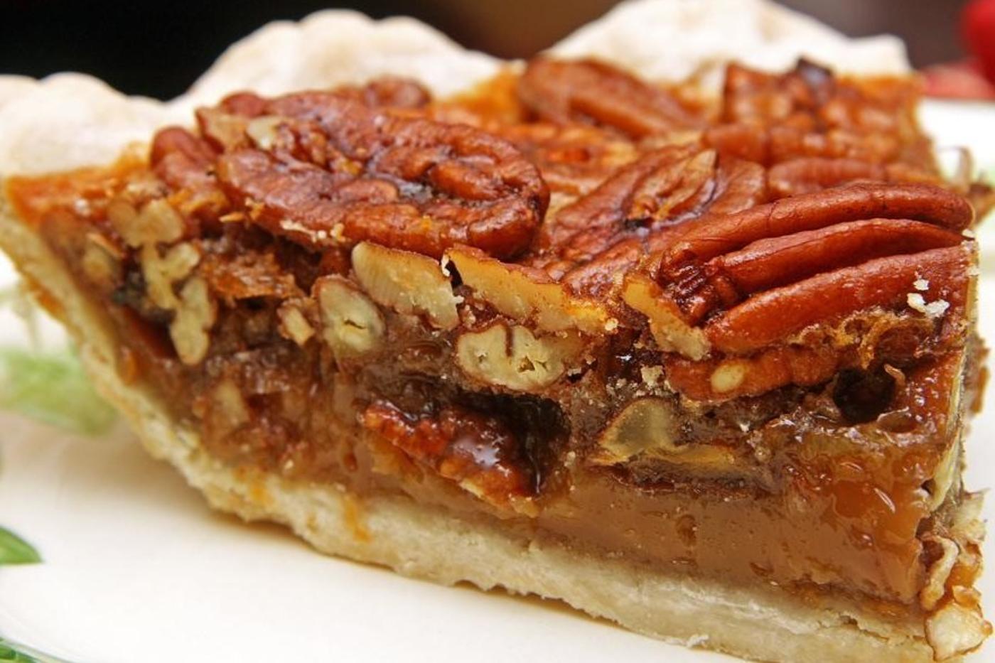 Royers Round Top Cafe - Pecan Pie