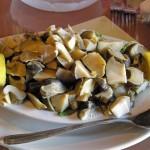 Andino's, Snail Salad