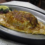 Sting Ray's, Stuffed Flounder