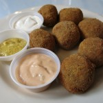 The Rathskeller, Brat 'N Kraut Balls