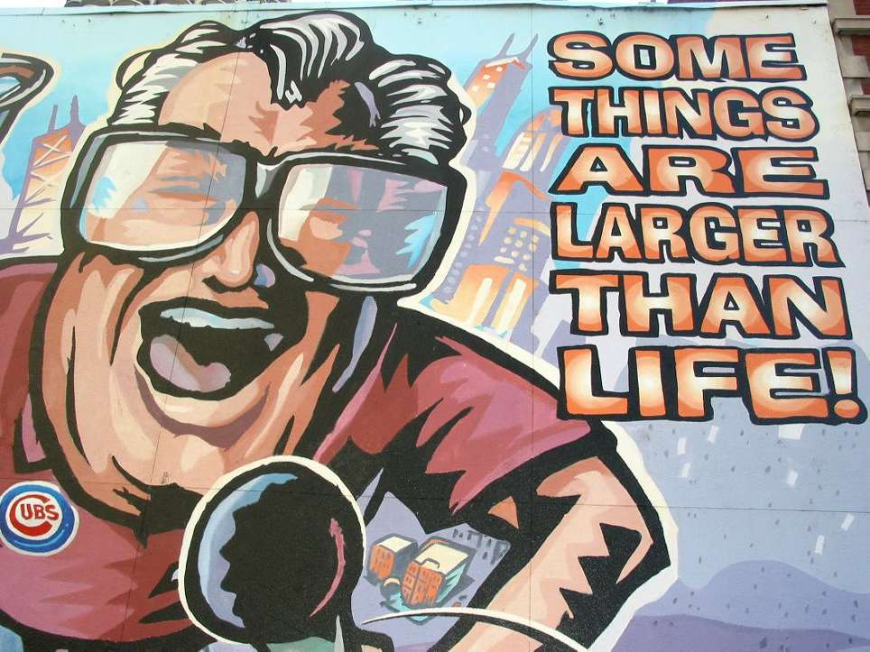 Harry Caray's - Mural