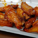 Hosanna Fish Market, BBQ Wings