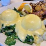 Katrina's Cafe, Eggs Sardou