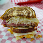Country Cupboard of Barnwell, Turkey Reuben