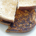 Lisa's Radial Cafe, Wheat Berry Toast