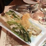 Sardine Lake Resort, Grilled Caesar Salad